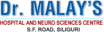 Dr Malay Chakraborty Hospital Logo